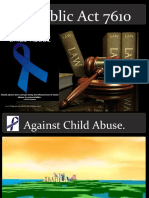 Special Protection of Children Act