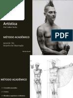 AULA 03-T1-Curso de Desenho Anatomia Artistica- Galber Rocha - 2016