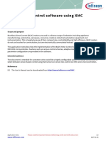 Infineon-AP32359 BLDC Motor Control Software-An-V01 00-En