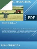 Rural Marketing Ppt