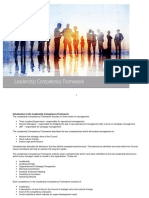 Leadership Competency Framework