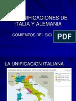 Unificación de Alemania e Italia.ppt