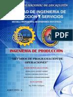 Tarea 2 - Métodos de Programación de Operaciones.docx