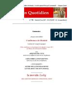 Conférence de Madrid Et Autres