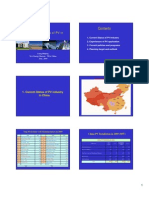 Status and Policies of PV in China