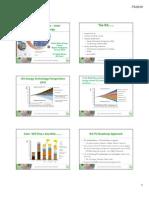 Technology Roadmap – Solar Photovoltaic Energy