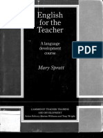 SPRATT Mary -English-for-the-teacher.pdf