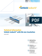 Technical Information Schoeck Isokorb [2664]