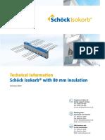 Technical Information Schoeck Isokorb [2664]