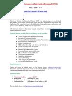 CSIJ CFP.docx
