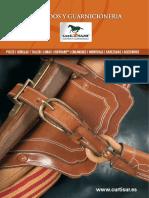 Guarnicioneria Curtisur Catalogo 2015