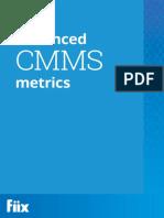 Advanced CMMS Metrics