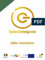Plan de Negocio Taller Mecanico