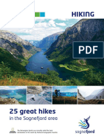 25 Great Hikes Norway Sognefjord