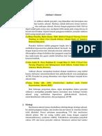 Addison's Disease (Definisi, Etiologi, Patofisiologi)