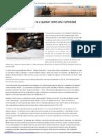 """""""La Faja del Orinoco se va a quedar como una curiosidad geológica"""" _ Petroguia.docx"""