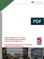 PRUFTECHNIK SEA Indonesia AcademyCourseBook 2017 Email