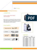 Printing Solutions Product