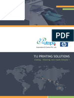 TIJ Printer Brochure