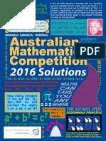 AMC Solutions Book 2016