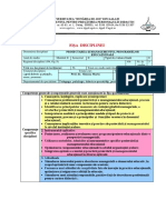 Fisa Disciplinei Proiectare Si Manag Programelor Educ