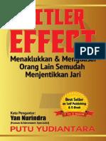 Hitler Effect by Putu Yudiantara Excerpt
