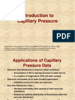 Introduction to Capillary Pressure