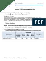 Mcletus&Csiwick_Lab 2 _Researching WAN Technologies