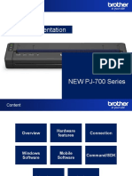 Product Presentation PJ7series