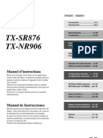 Manual TX-SR876 NR906 FrEs Web