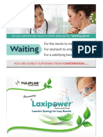 Laxipower - A herbal Medicine for Constipation by Tulip Lab Pvt Ltd