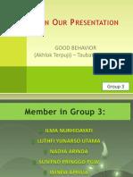 Raja Dan Taubat Group 3 Class Xia 3 (2)