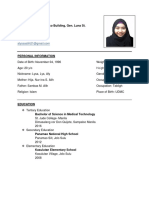 Aly Thesis Cv