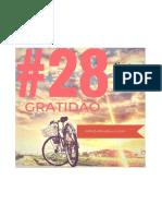 28 Dias de Gratidão