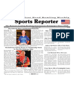 July 26 - August 1, 2017  Sports Reporter
