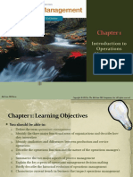Operations Management Chap-1
