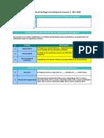Matriz de Resultados Del Proyecto TALENTUM