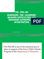 Phil-IRI, 10-12