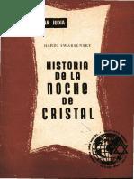 Historia de La Noche de Cristal