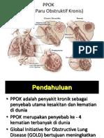 Pulmonology 2 Dr. Budhi Antariksa, PhD, SpP(K) Diagnosis and Management of COPD