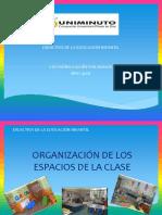 organizaciondelosespaciosdelaclaseportafolio-131119175125-phpapp01