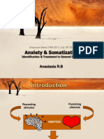 Psychiatry 1 Dr. Anastasia Ratnawati Biromo, SpKJ - Identifying Anxiety and Somatization and Its Treatment in General Practice