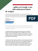 Google Bruxelas