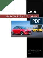 Opel Adam Final Doc