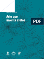 Arte que inventa afetos - Deisimer Gorczevski (organizadora)