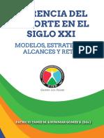 GERENCIA DEL DEPORTE EN EL SIGLO XXI