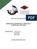 TRUCAJE DE MOTORES cabezote.docx