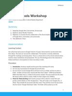 d warzon teachnolgy workshop