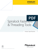 Spiralock Products Catalog