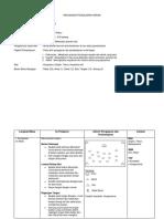 Rancangan Pengajaran Harian (Badminton)
